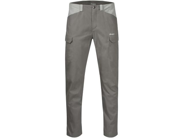 Bergans Utne Pantalon Homme, green mud/light green mud